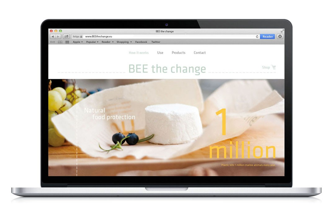 BEE the change – Natural food protection